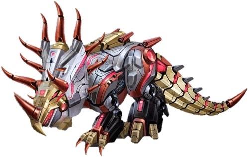 Transformers FOC Grimstone by TFPrime1114