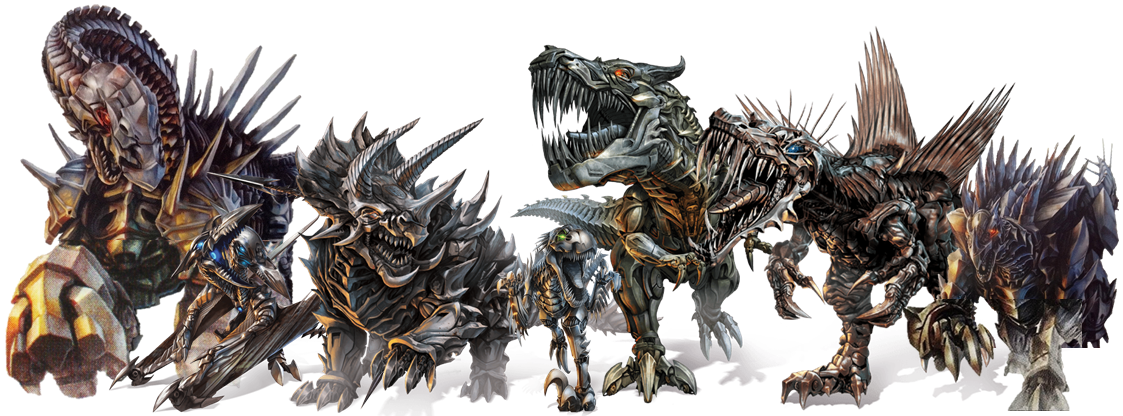 Dinobots favourites by Wommera on DeviantArt