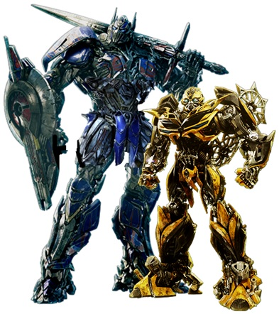 Tf4 optimus prime and bumblebee new designs by tfprime1114 - Optimus prime dessin ...