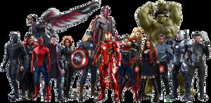 Those Who Avenge Us by TFPrime1114