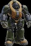 Transformers Bumblebee Brawn Render 2
