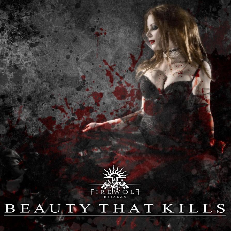 Beauty That Kills by FirewolfDigitalArt