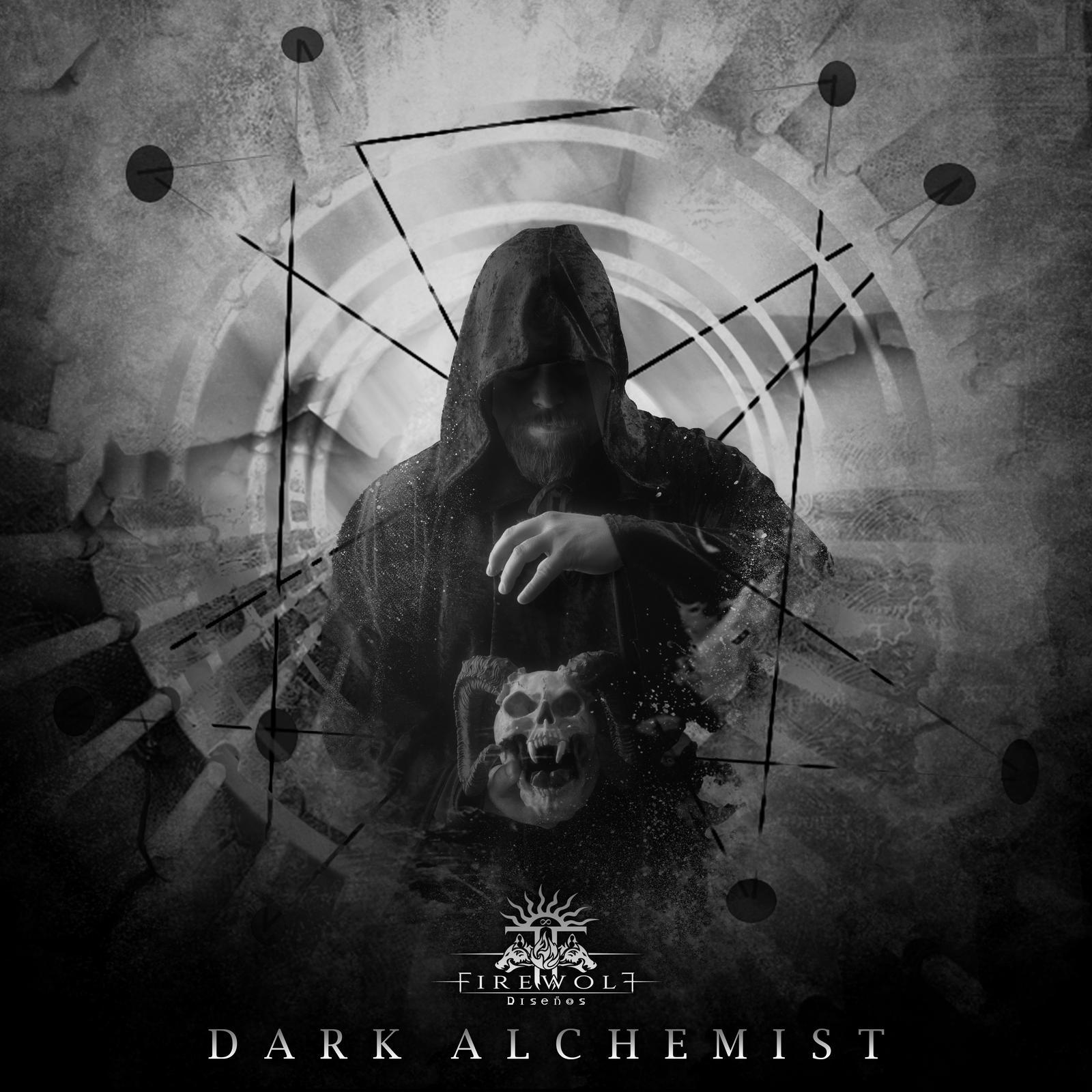 Dark Alchemist by FirewolfDigitalArt on DeviantArt
