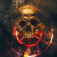 Wheel of Death by FirewolfDigitalArt