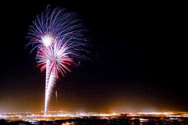 Lake Worth Fireworks