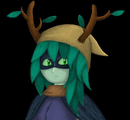 Huntress wizard/pixel by LadyKitt