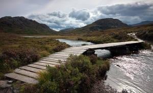 Am Feur Loch by crowthius
