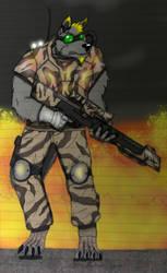 Canine Commando by Freakin150