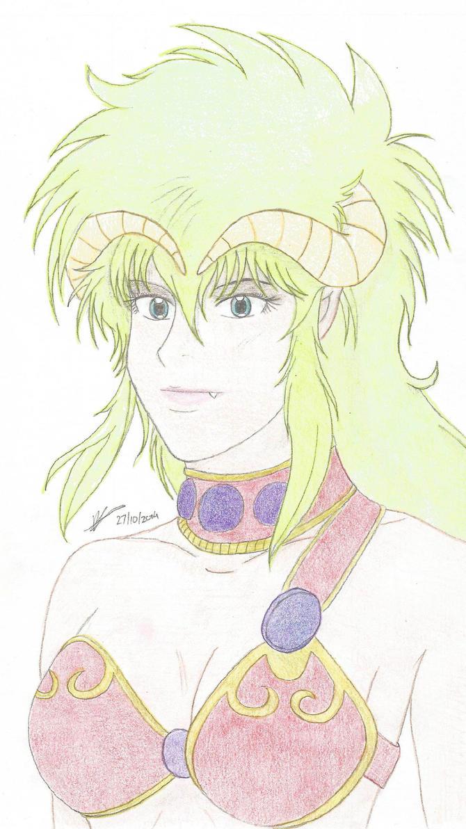 Princess Kahm by Valaurelius