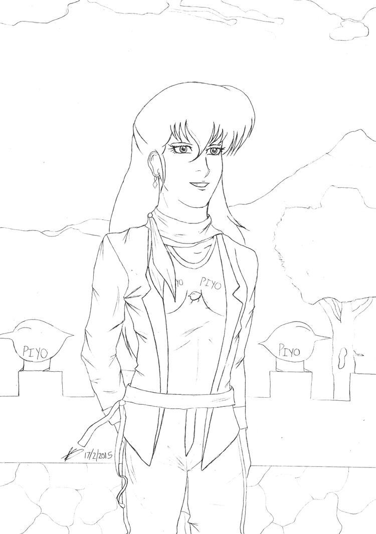 Kyoko by Valaurelius