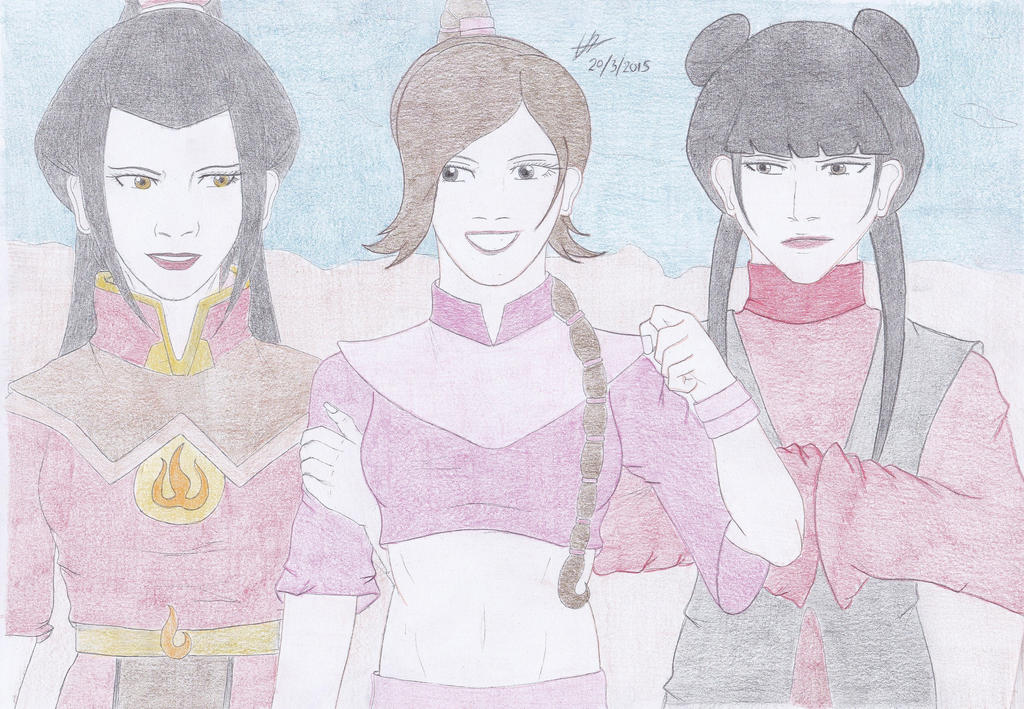 Ozai's Angels by Valaurelius