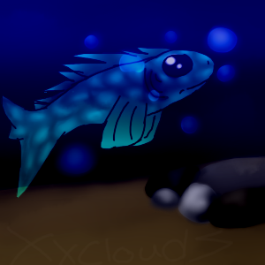 Fish by xXCloudz