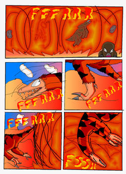 Cretaceous Survivor -Page 6-