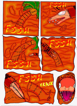 Cretaceous Survivor -Page 7-