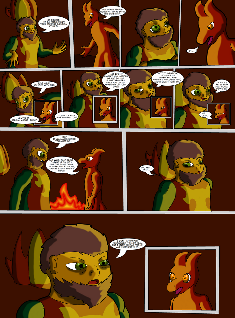 Destined Flames -Page 43- by SpeedComics