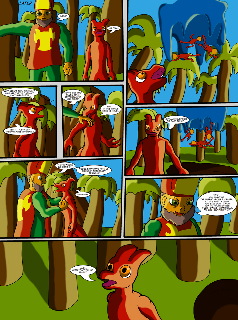 Destined Flames -Page 44- by SpeedComics