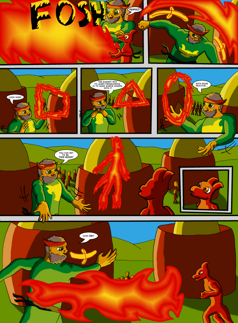 Destined Flames -Page 48- by SpeedComics