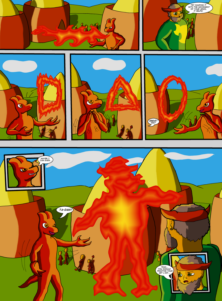 Destined Flames -Page 49- by SpeedComics