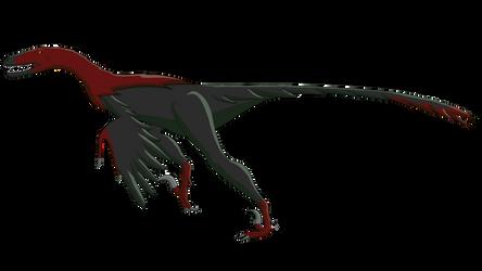 Dakotaraptor Steini by SpeedAction
