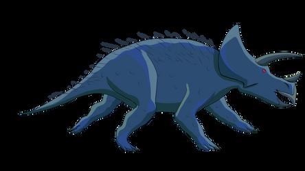 Triceratops prorsus by SpeedAction