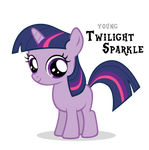 Twilight Sparkle Filly