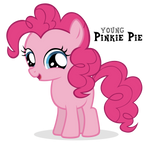 Pinkie Pie Filly