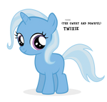 Great ad Powerful Trixie Filly