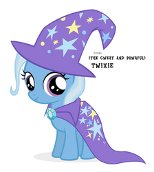 The Legendary Filly Trixie by Blackm3sh
