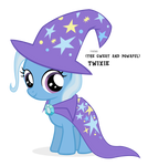 The Legendary Filly Trixie
