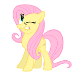 Fluttershy watch out
