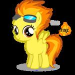 Spitfire Filly