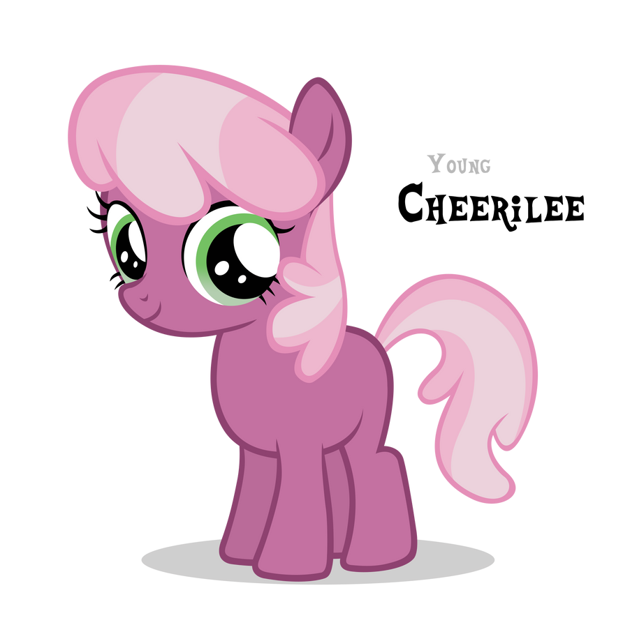 Cheerilee Filly