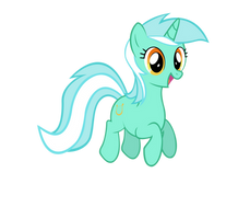 Happy Lyra by Blackm3sh