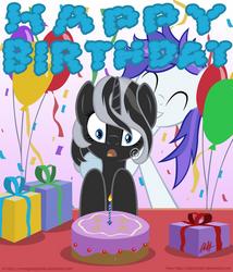 Birthday Gift - Moongaze by Blackm3sh