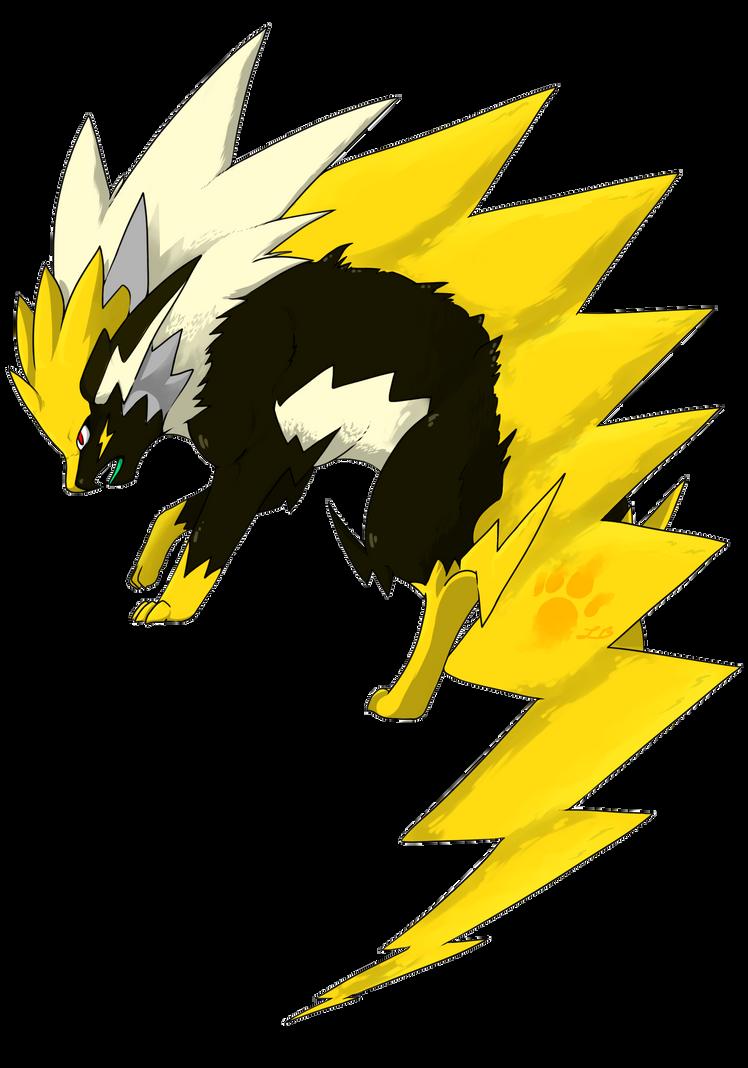 legendary electric pokemon - photo #32