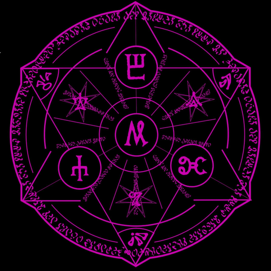 Magic Circle Teleport By Osric90 On Deviantart