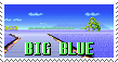 [Stamp] Big Blue by Elecstriker