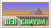 [Stamp] Red Canyon by Elecstriker