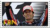 [Stamp] Mark Webber Fan by Elecstriker
