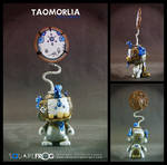 taomorlia 004 - micro munny series 3 by SquareFrogDesigns