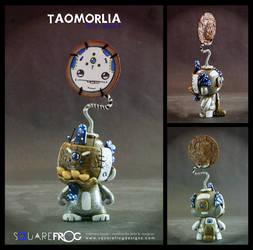 taomorlia 009 - micro munny series 3 by SquareFrogDesigns