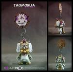 taomorlia 010 - micro munny series 3 by SquareFrogDesigns
