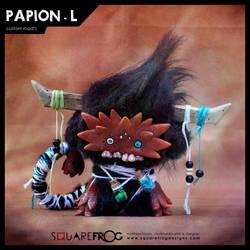 Papionai-L 02 by SquareFrogDesigns