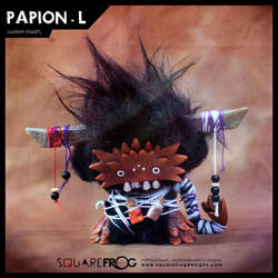 Papionai-L 03 by SquareFrogDesigns