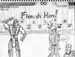finnish him by spartanREDEMPTIOM