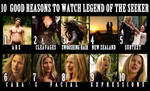 10 good reasons to watch LotS
