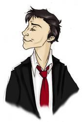 Just Crowley by Jacksparrowsbabe
