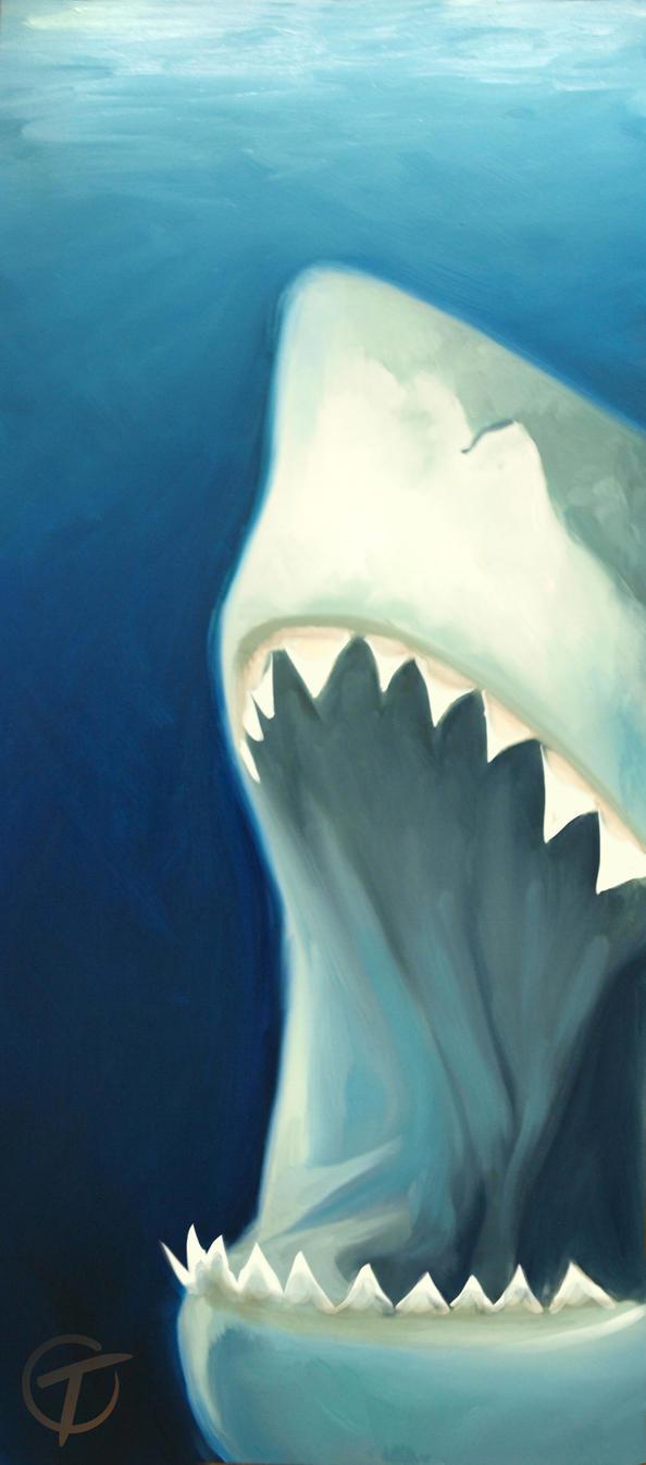 Jaws by Jacksparrowsbabe