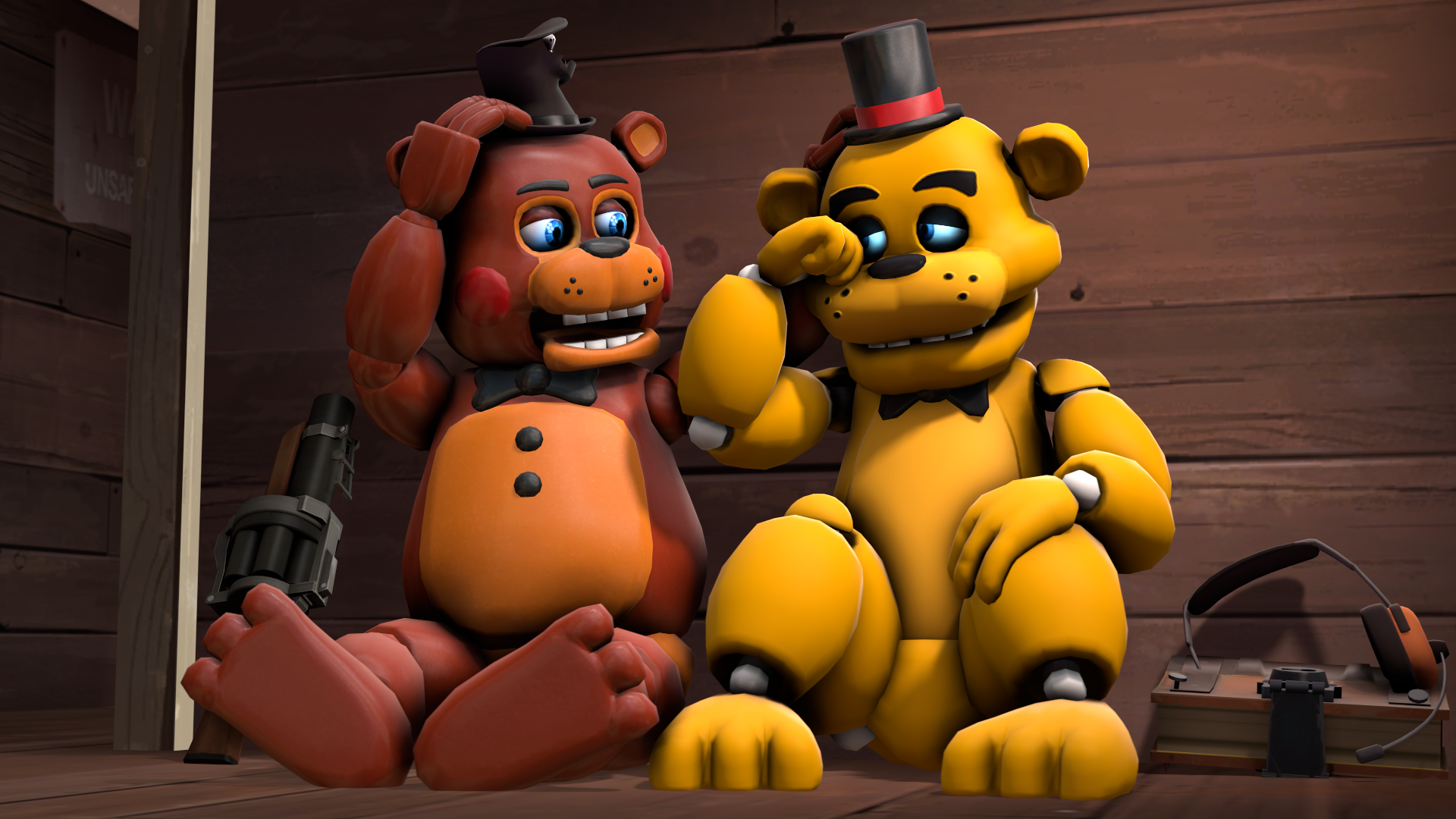 Group of Unwithered Original And Toy