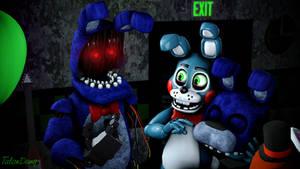 Look what I found!-Toy Bonnie